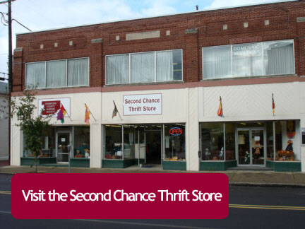 Second Chance Thrift Store